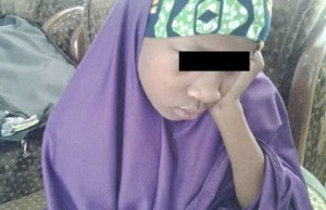 File: The Kano child bride who killed her husband and his friends.